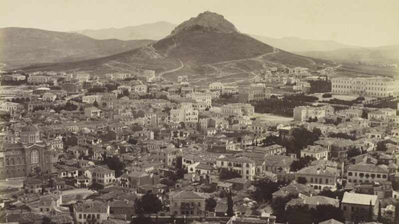 Athens, Greece, 1892