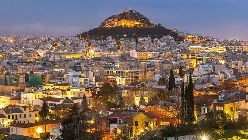 Athens, Greece, Now
