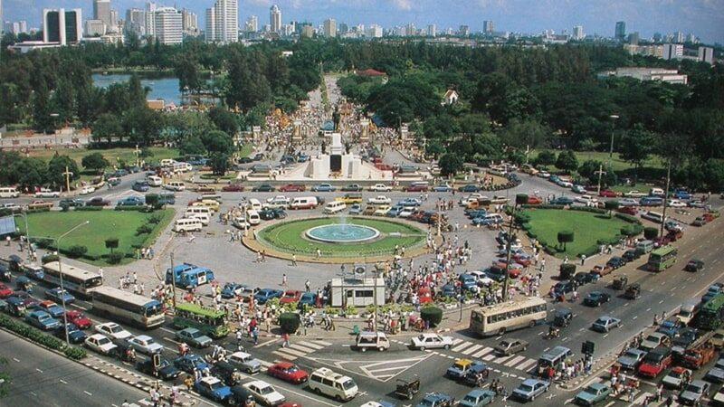 Bangkok, Thailand, 1988