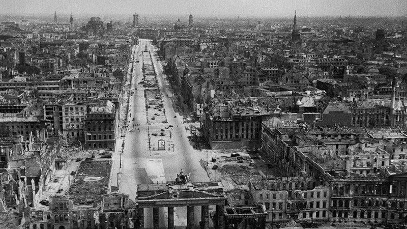 Berlin, Germany, 1945