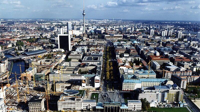 Berlin, Germany, 1998