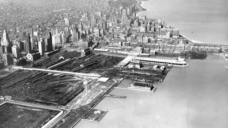 Chicago, USA, 1937