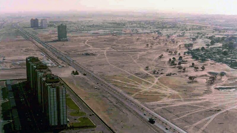 Dubai 1991 Year