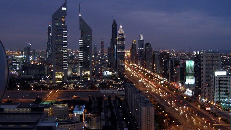 Dubai 2008 Year