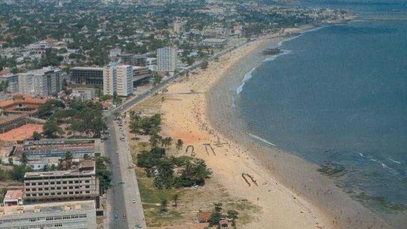 Fortaleza City, Brazil, 1975