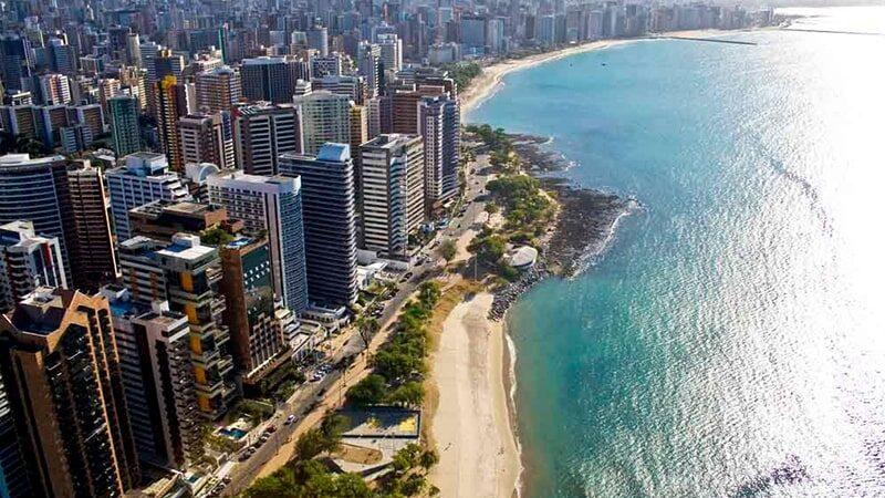 Fortaleza City, Brazil, Now