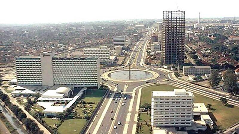 Jakarta, Indonesia, 1960