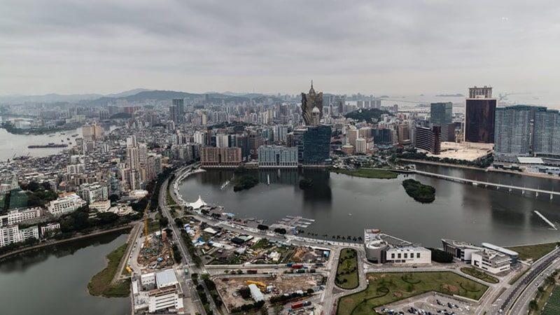 Macau, China, Now