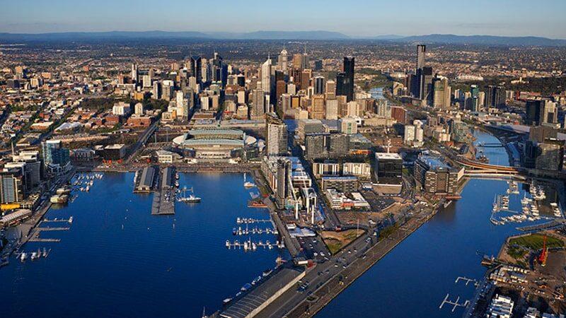 Melbourne, Australia, Now