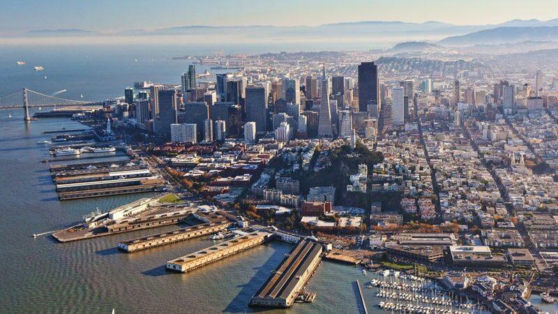 San Francisco, USA, Now