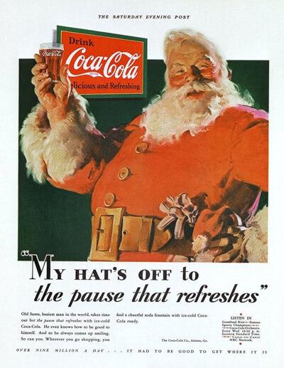 Santa Claus 1931 Year
