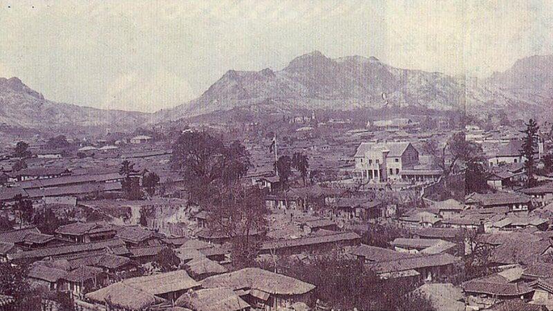 Seoul City 1900 Year