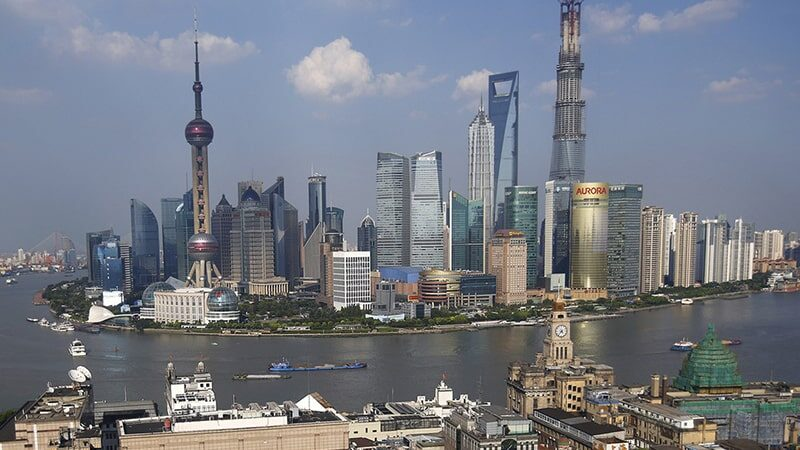 Shanghai, China, Now