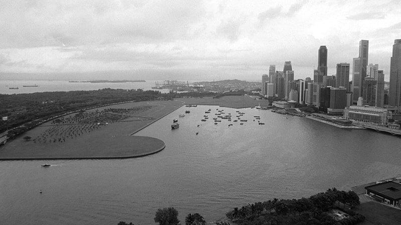 Singapore City 2000 Year