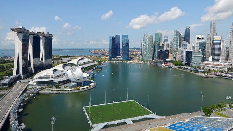 Singapore City Now