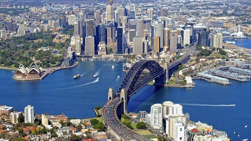 Sydney City Now