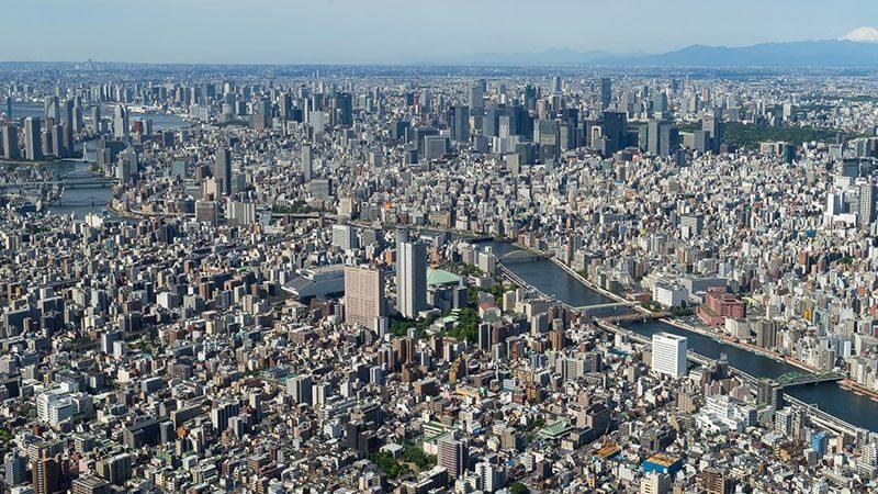 Tokyo City Now