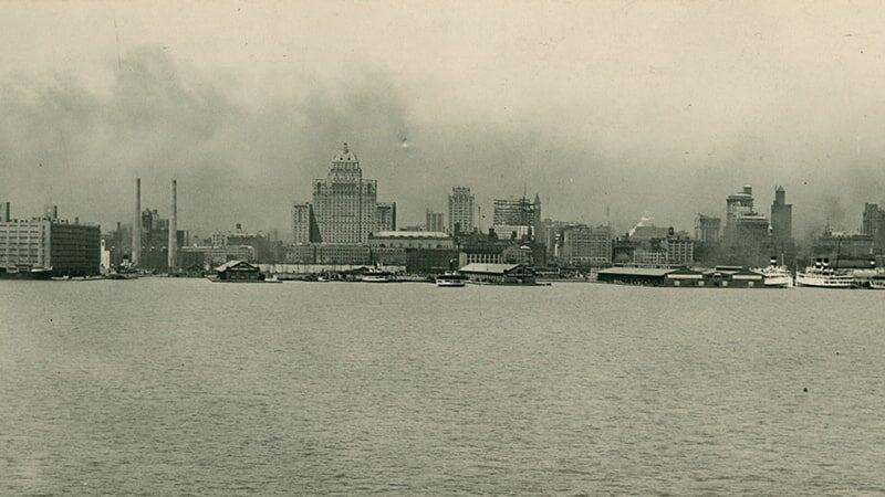 Toronto, Canada,1930