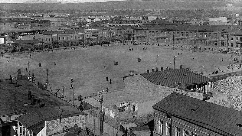 Yerevan, Armenia, 1916
