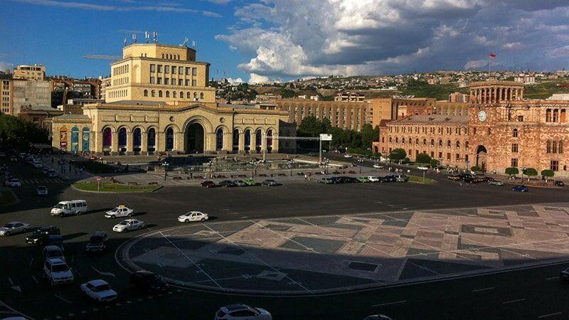 Yerevan, Armenia, Now