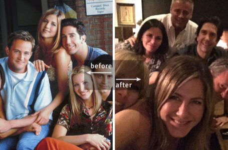 'Friends' Cast Then and Now: After More Than 25 Years