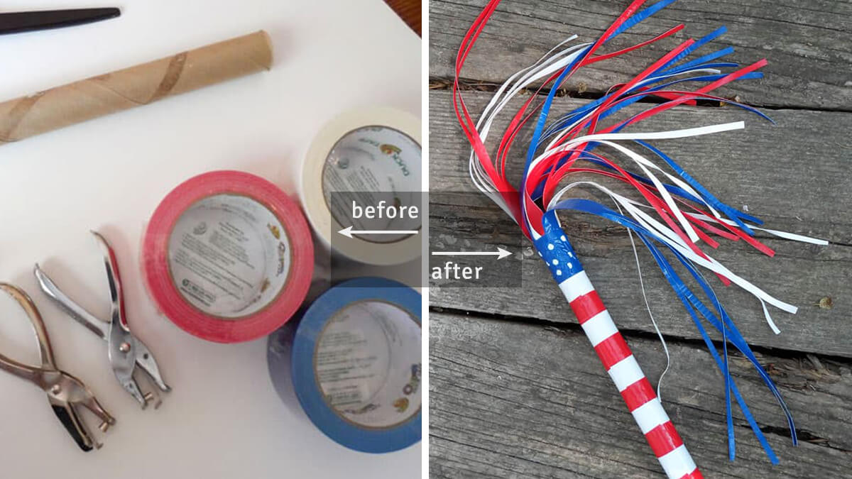 4th of July Crafts You Can Do with Your Kids