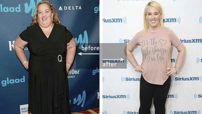 Mama June Shannon Weight Loss - Before & After