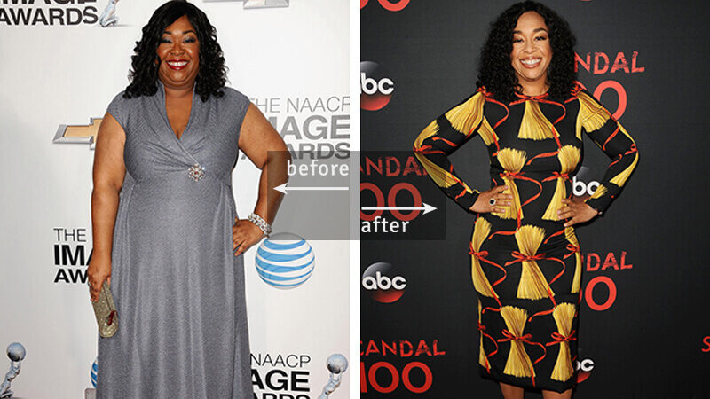 Shonda Rhimes Weight Loss - Before & After